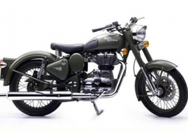 Royal Enfield Bullet 500 Army Classic EFI E/S